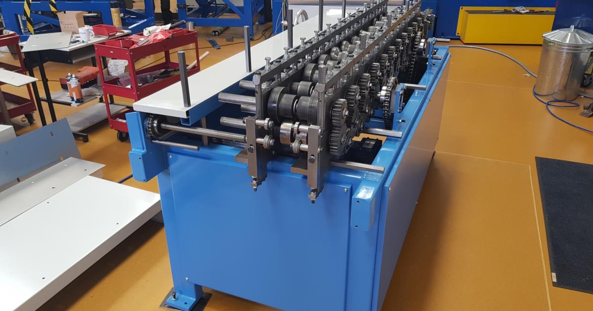 Custom-made machinery