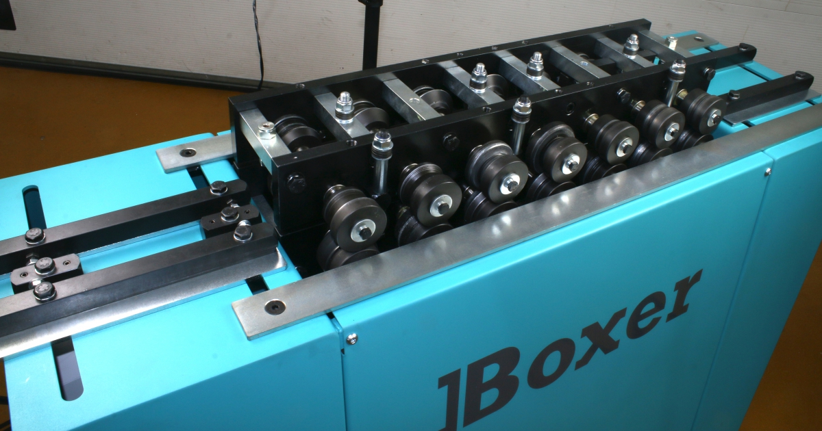 Boxer Standard Range of Lockformers