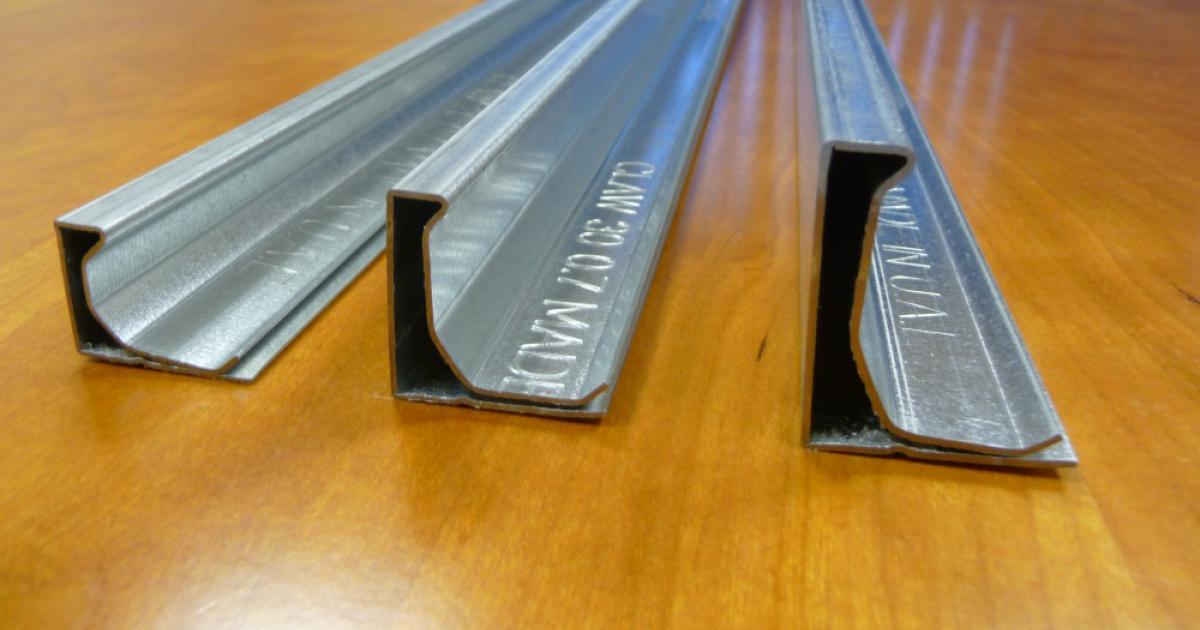 Triple Headed Slide on Flange Forming Machine