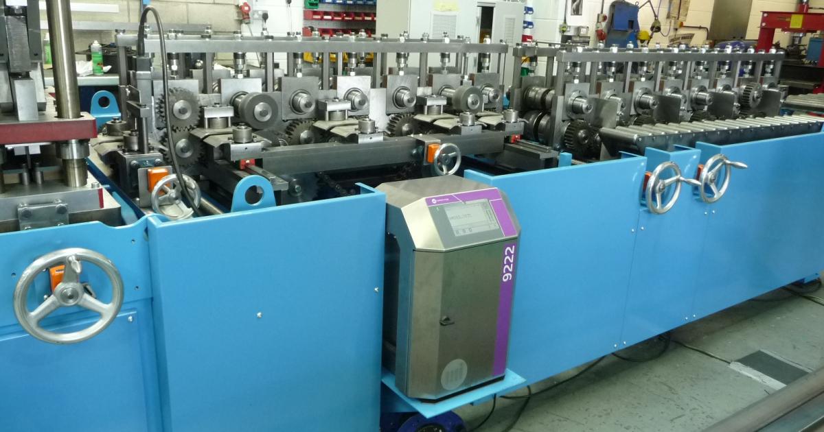 Rollforming Machine New Design