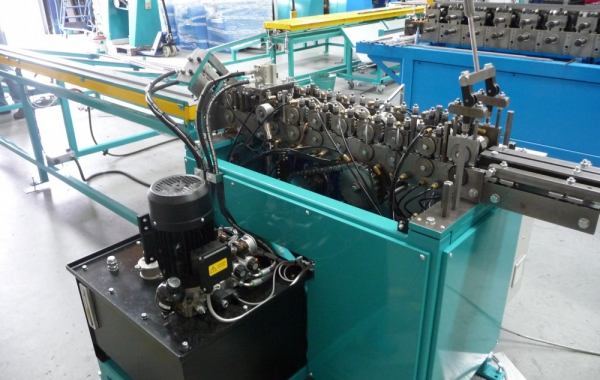 Picket Section Production Line from Boxer Design