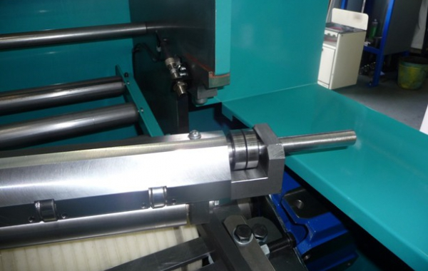 Silencer Sleeve Forming Machinery from Boxer Design